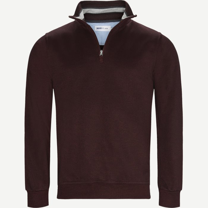 Bilbao Sweatshirt - Sweatshirts - Regular - Bordeaux
